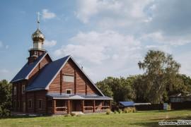 Церковь Иконы Божией Матери Казанская в Налескино