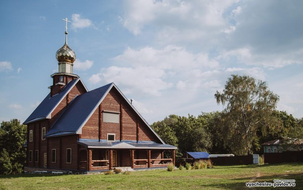 Церковь Иконы Божией Матери Казанская в Налескино 01
