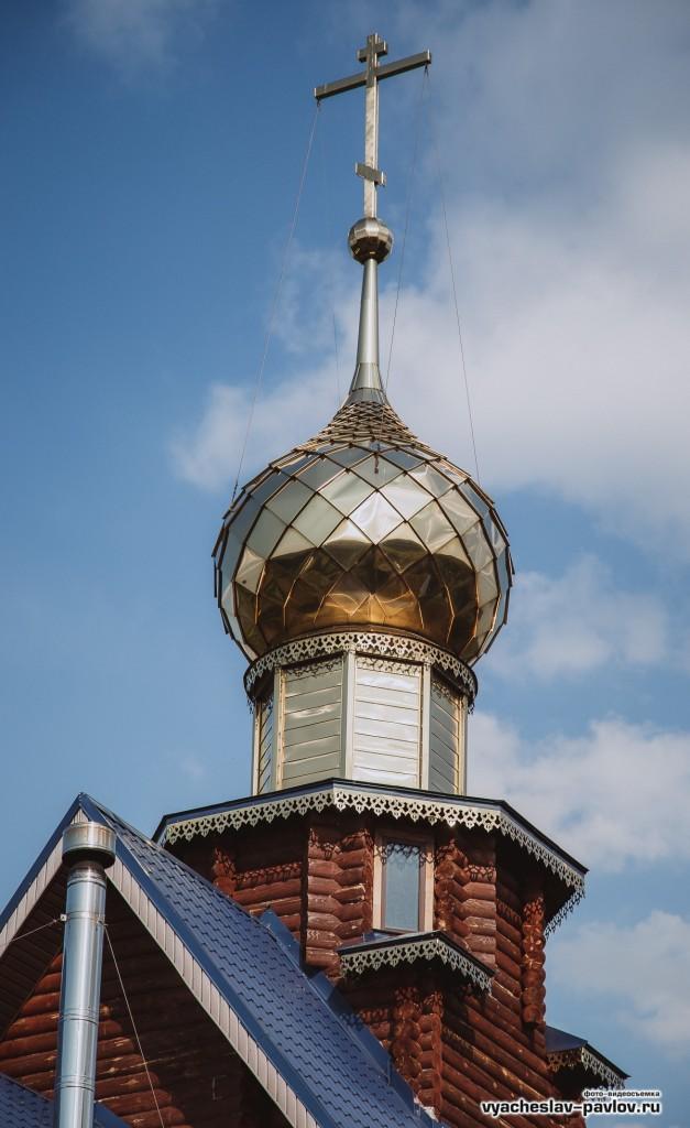 Церковь Иконы Божией Матери Казанская в Налескино 04