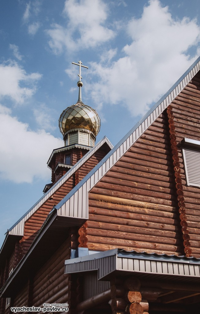 Церковь Иконы Божией Матери Казанская в Налескино 08