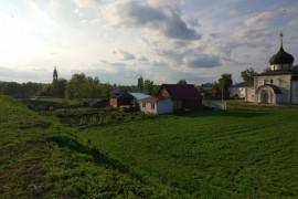 Юрьев-Польский в начале сентября