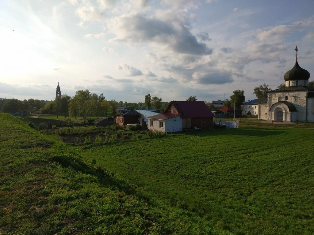 Юрьев-Польский в начале сентября 01