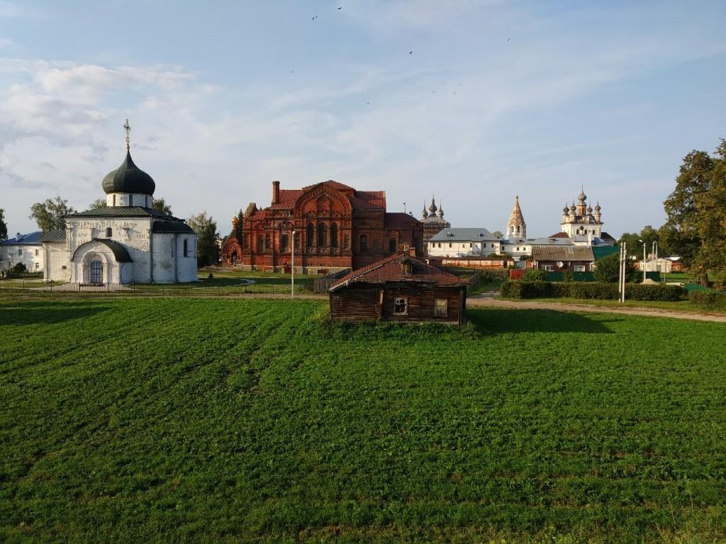 Юрьев-Польский в начале сентября 02