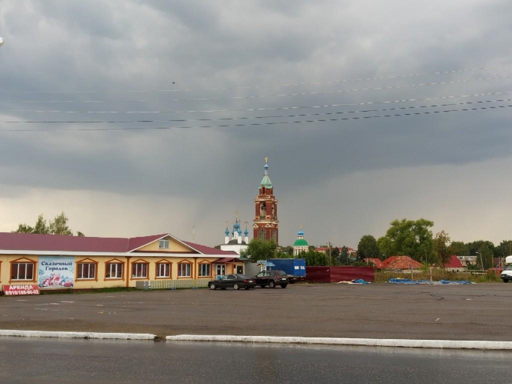 Юрьев-Польский в начале сентября 03