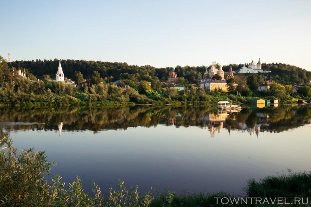 000-Гороховец-река-Клязьма
