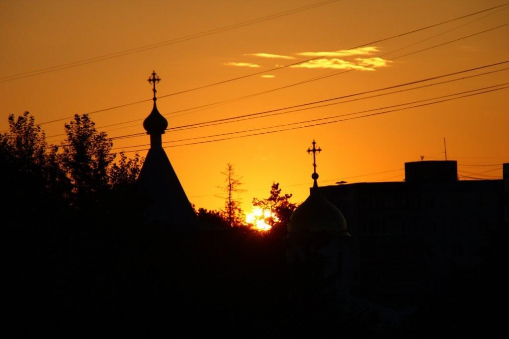 Ночной Вербовский. Фотограф - Aleksandr Kozlov 06
