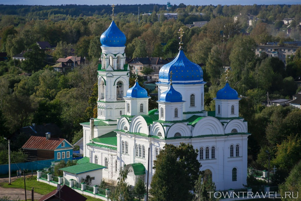 Путешествия по городам России. Город Торжок, Тверская область 05
