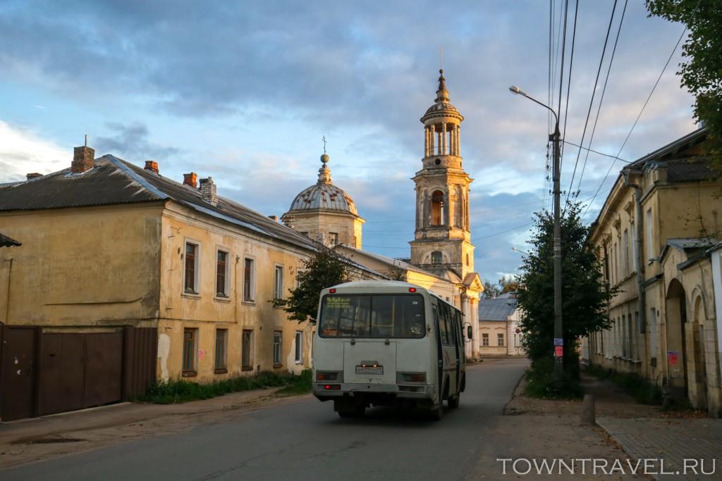 Путешествия по городам России. Город Торжок, Тверская область 06