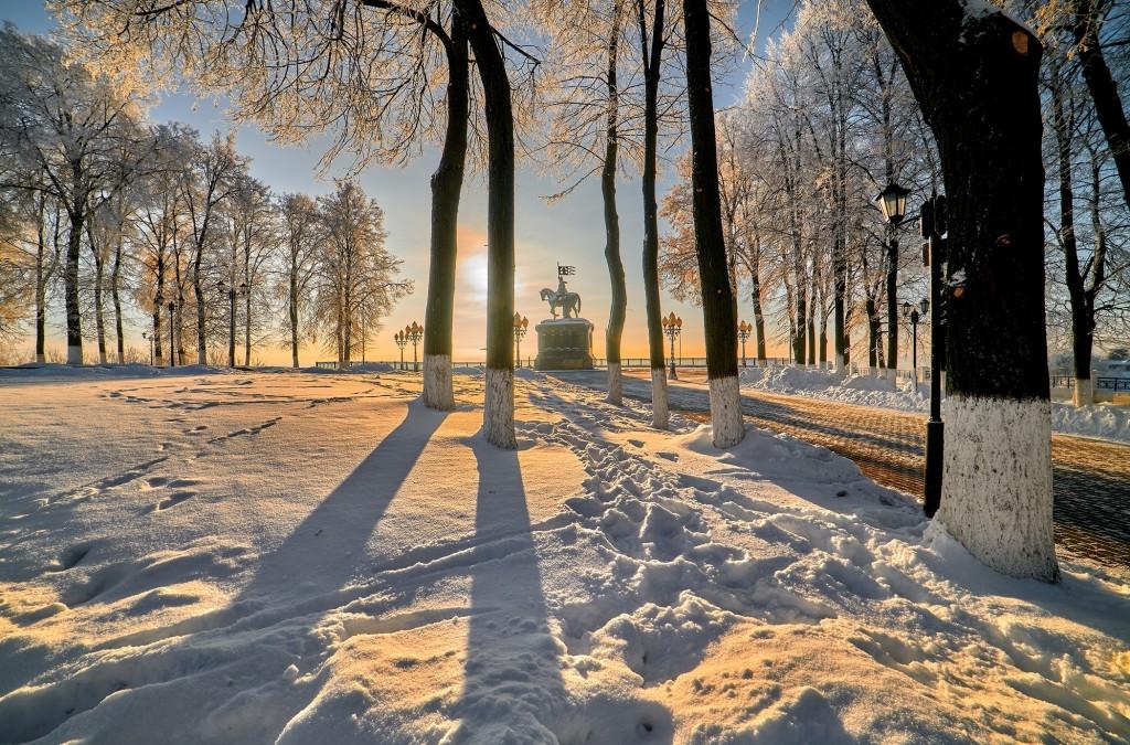 Владимир, декабрь 2018, мороз 01