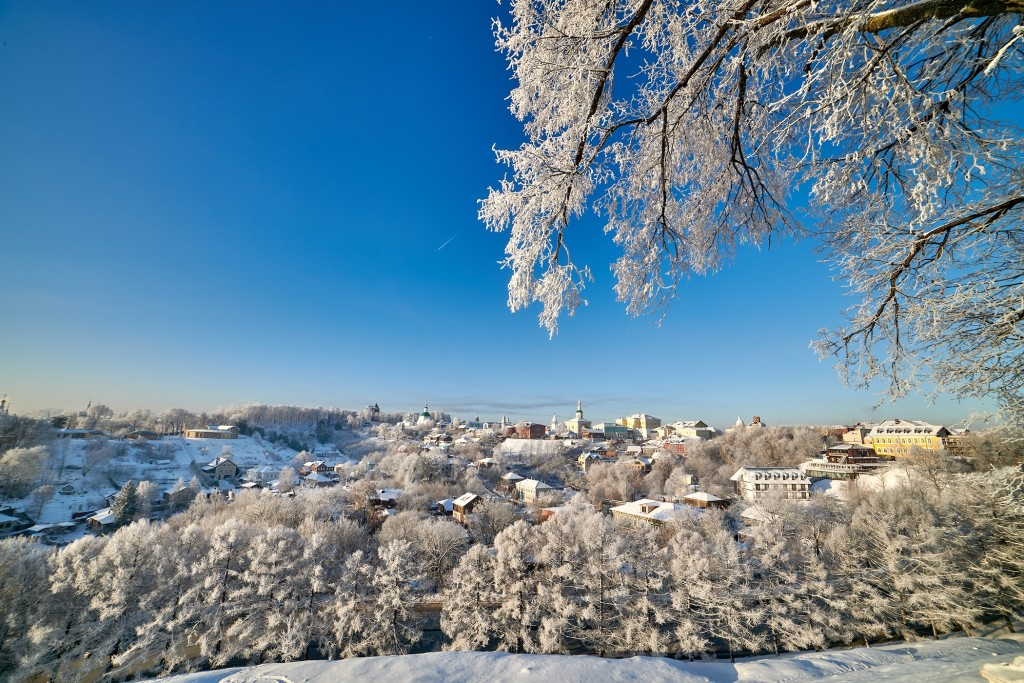 Владимир, декабрь 2018, мороз 02