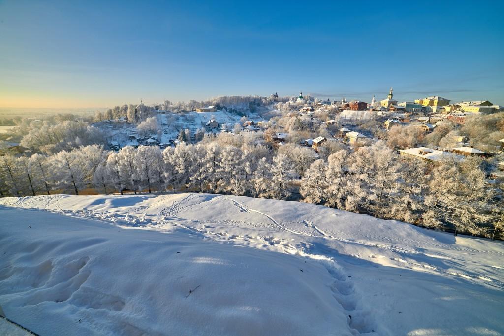 Владимир, декабрь 2018, мороз 03