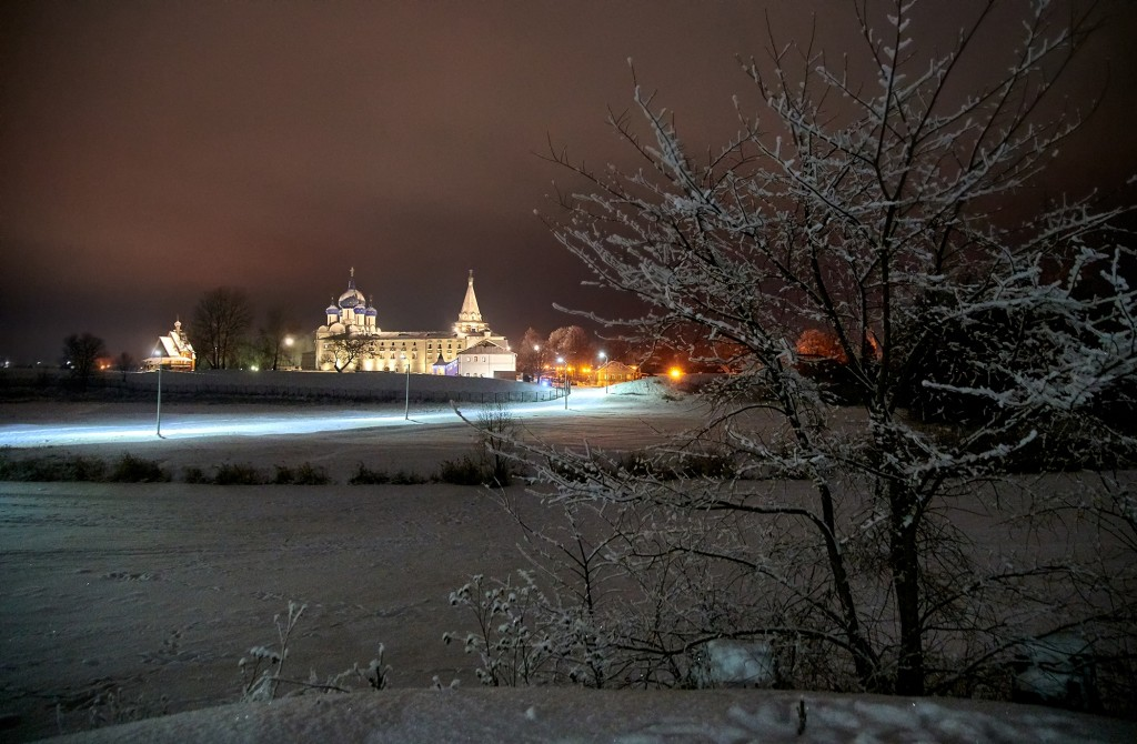 Зимняя сказка в Суздале 03
