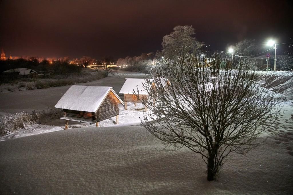 Зимняя сказка в Суздале 05