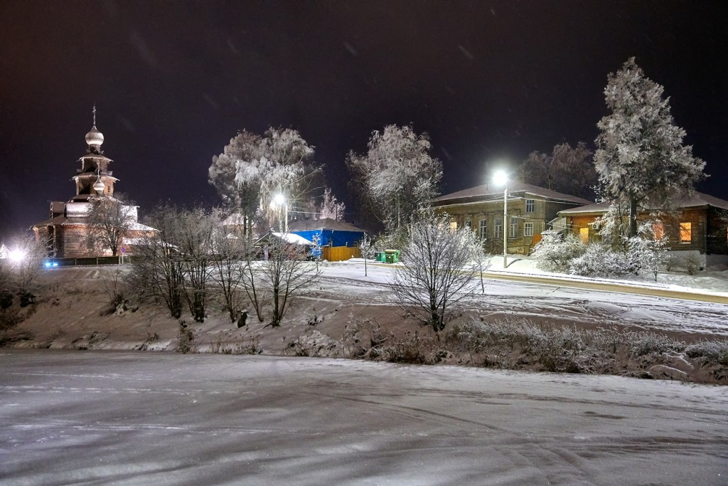 Зимняя сказка в Суздале 06