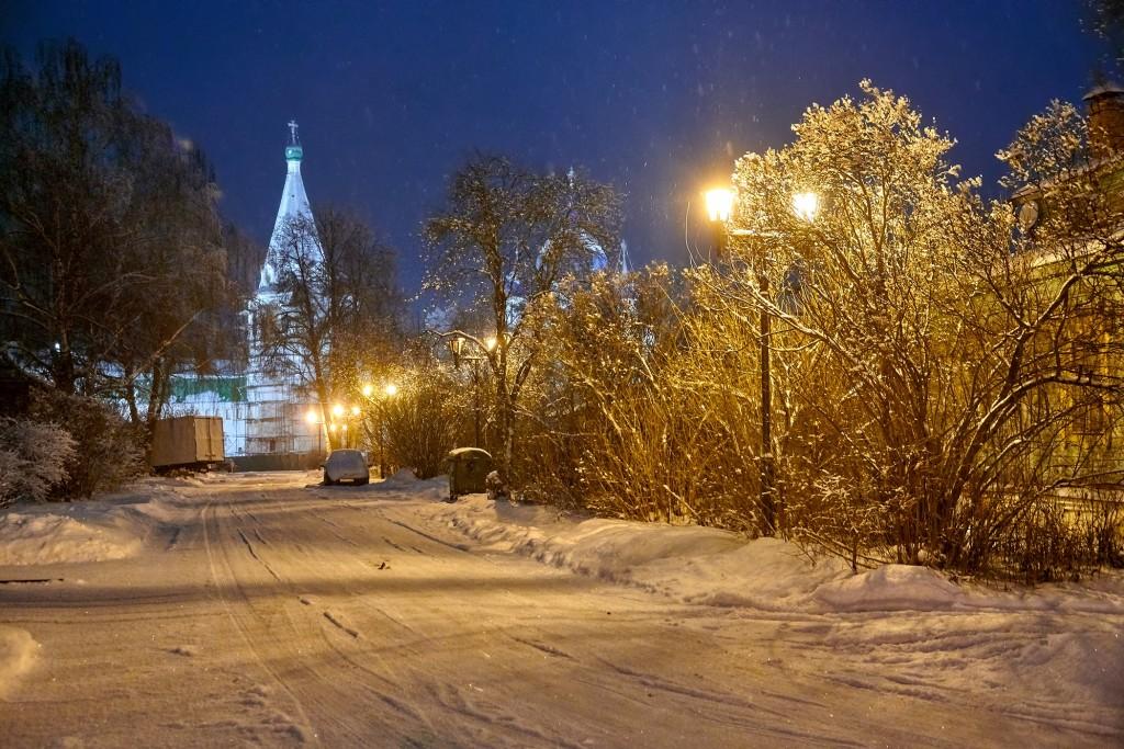 Зимняя сказка в Суздале 10