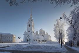 Морозный Владимир 2018