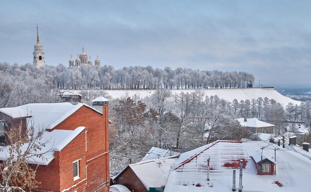 Владимир, декабрь 2018 05