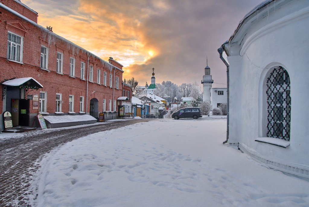 Владимир, декабрь 2018 07