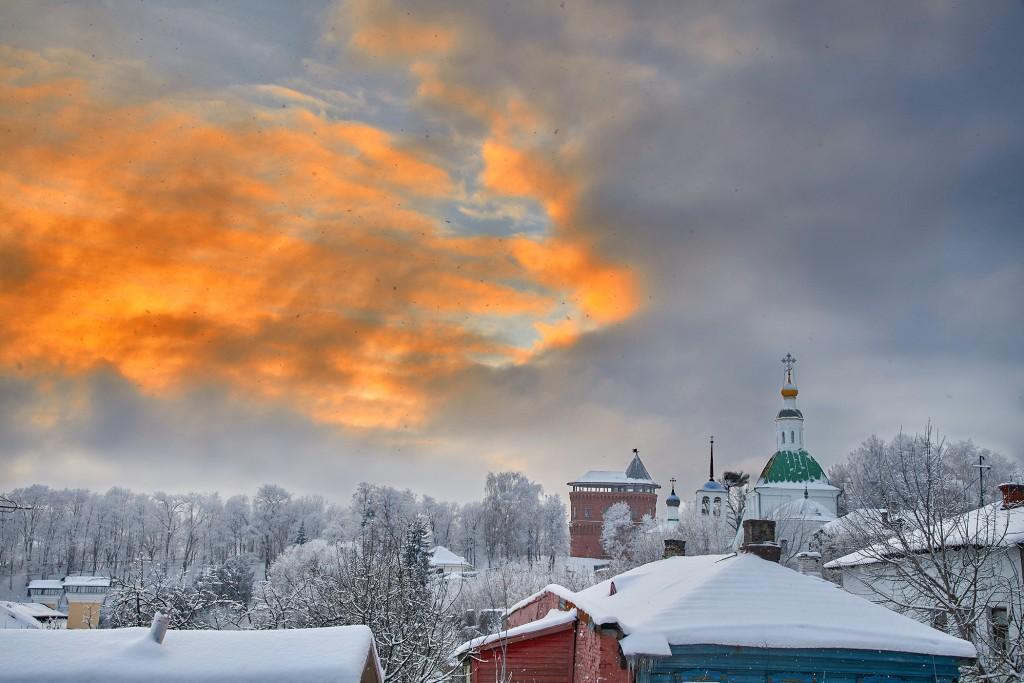 Владимир, декабрь 2018 10