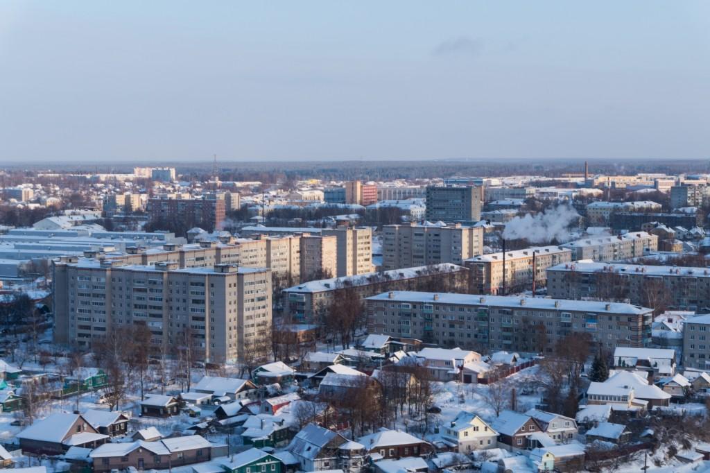 Зимний Ковров с высоты 2019 02