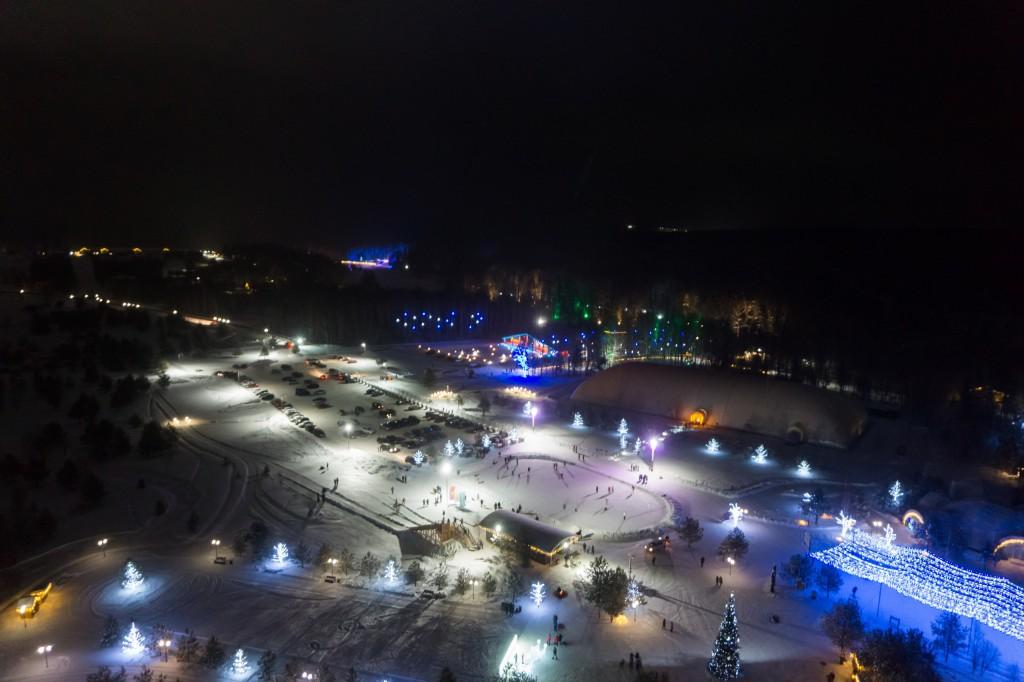 Зимний Ковров с высоты 2019 07
