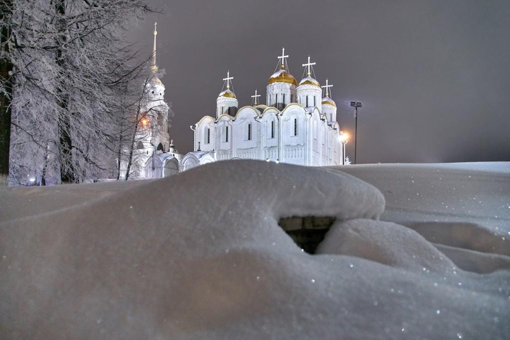 И снова январские открытки (Владимир, 2019) 01