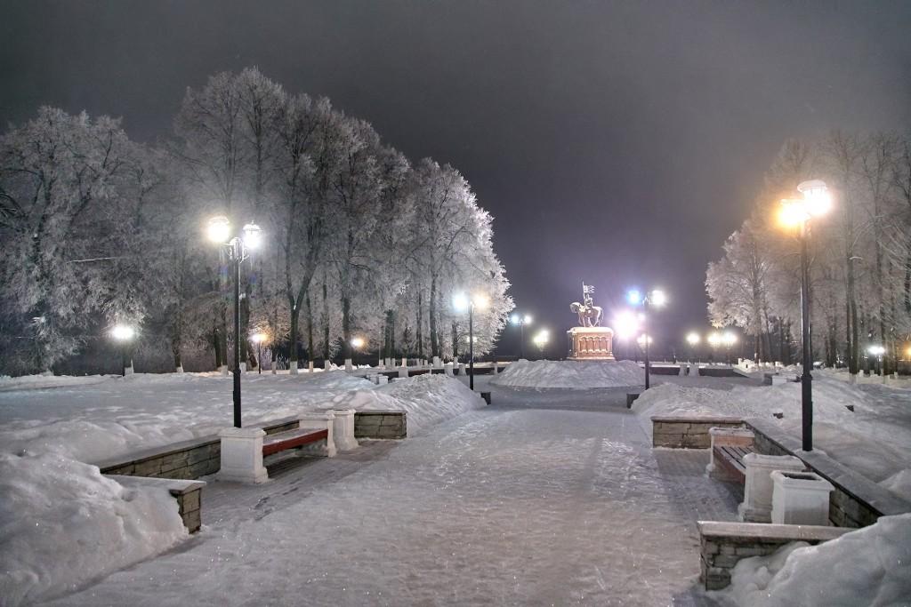 И снова январские открытки (Владимир, 2019) 07