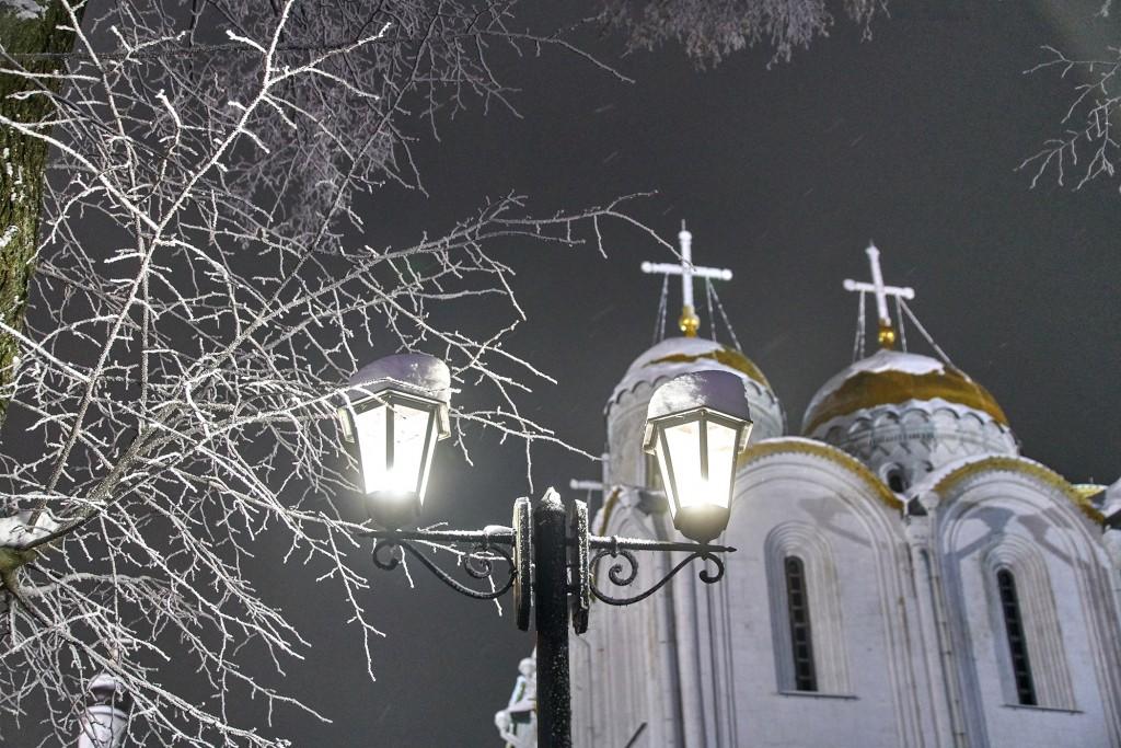 И снова январские открытки (Владимир, 2019) 09