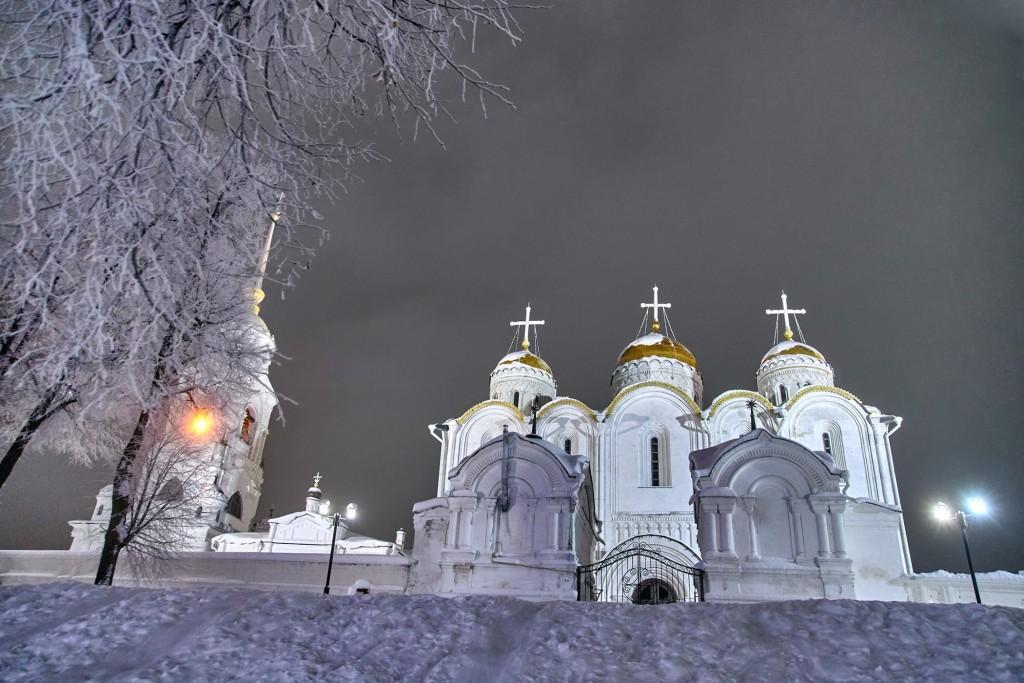 И снова январские открытки (Владимир, 2019) 10