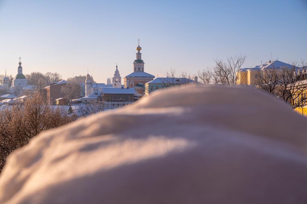 Легкий январский мороз 05
