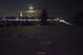 Полнолуние во Владимире (2019_01_22)