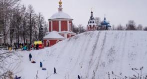 Сады огромные, охваченные снегом… (Про Суздаль)