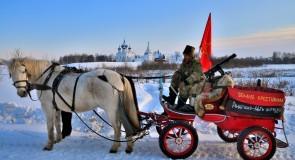 декабрь 2018, Суздаль, Владимирская область