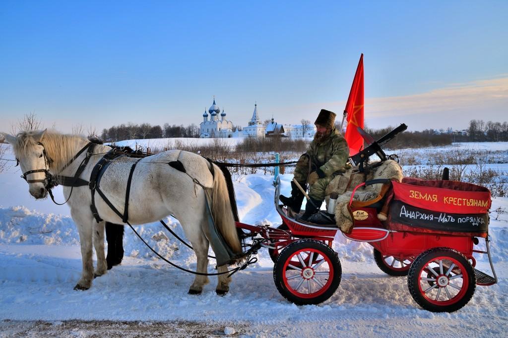 декабрь 2018, Суздаль, Владимирская область 01