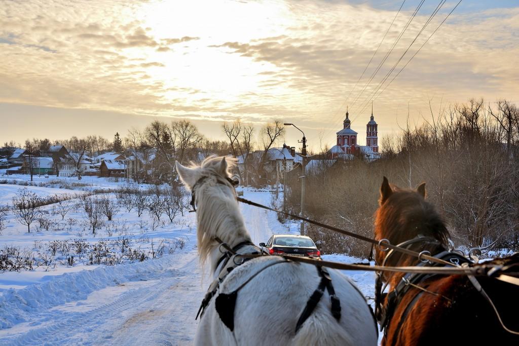 декабрь 2018, Суздаль, Владимирская область 06