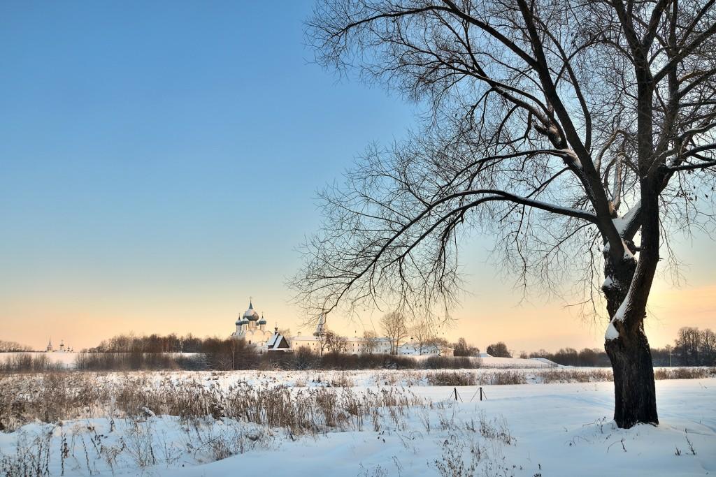 морозный Суздаль, 28 декабря, 2018 года. 02