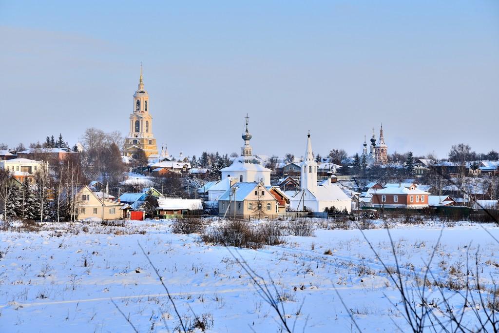морозный Суздаль, 28 декабря, 2018 года. 03