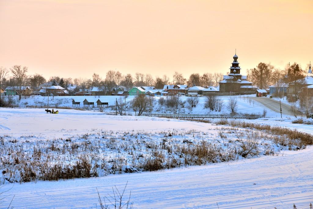 морозный Суздаль, 28 декабря, 2018 года. 04