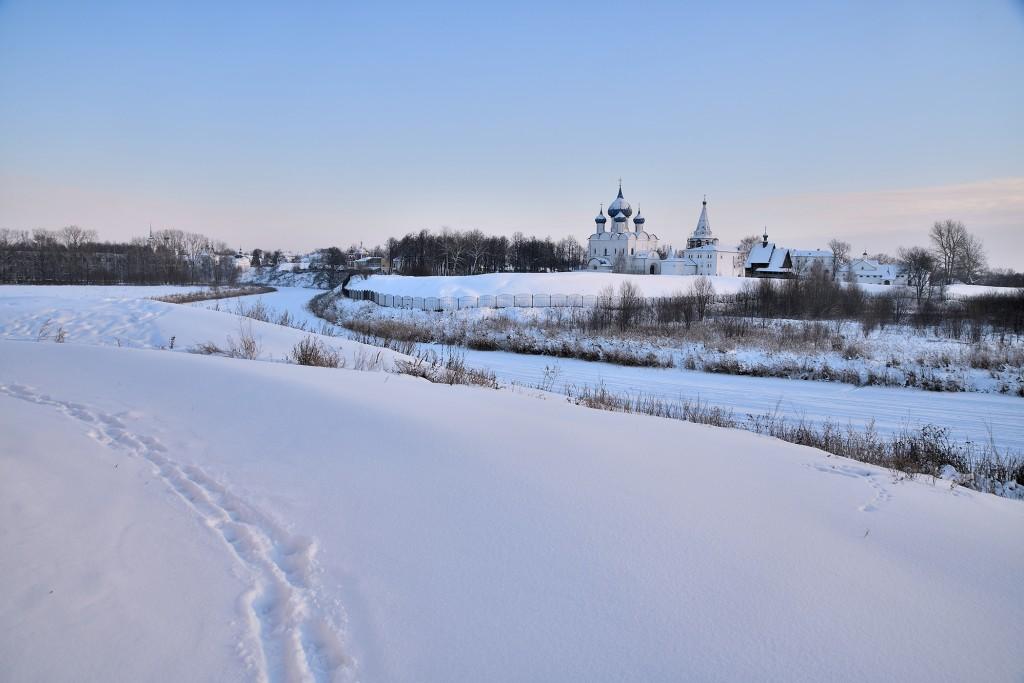 морозный Суздаль, 28 декабря, 2018 года. 05
