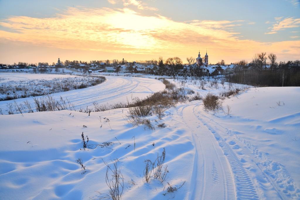 морозный Суздаль, 28 декабря, 2018 года. 06