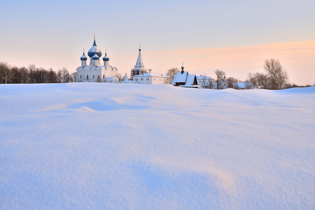 морозный Суздаль, 28 декабря, 2018 года. 07