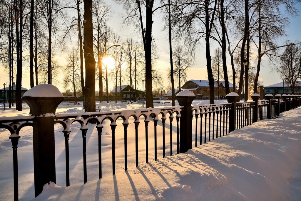 морозный Суздаль, 28 декабря, 2018 года. 10