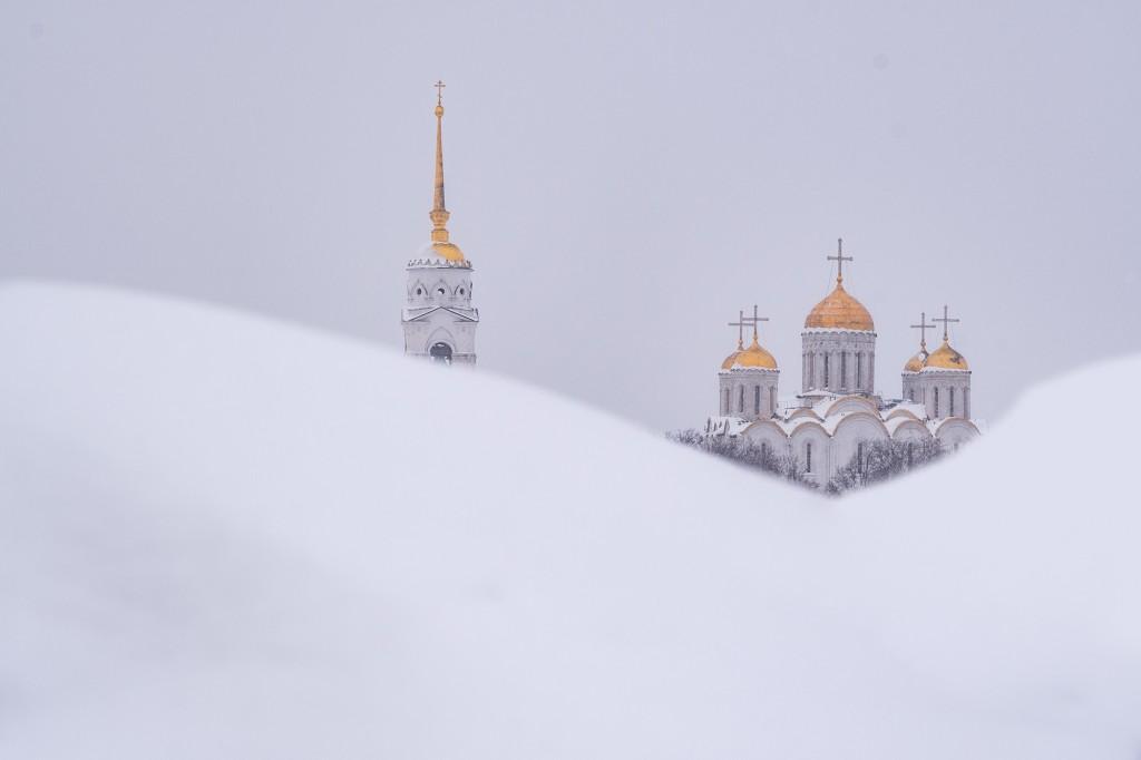 Владимир, январь 2019. 01