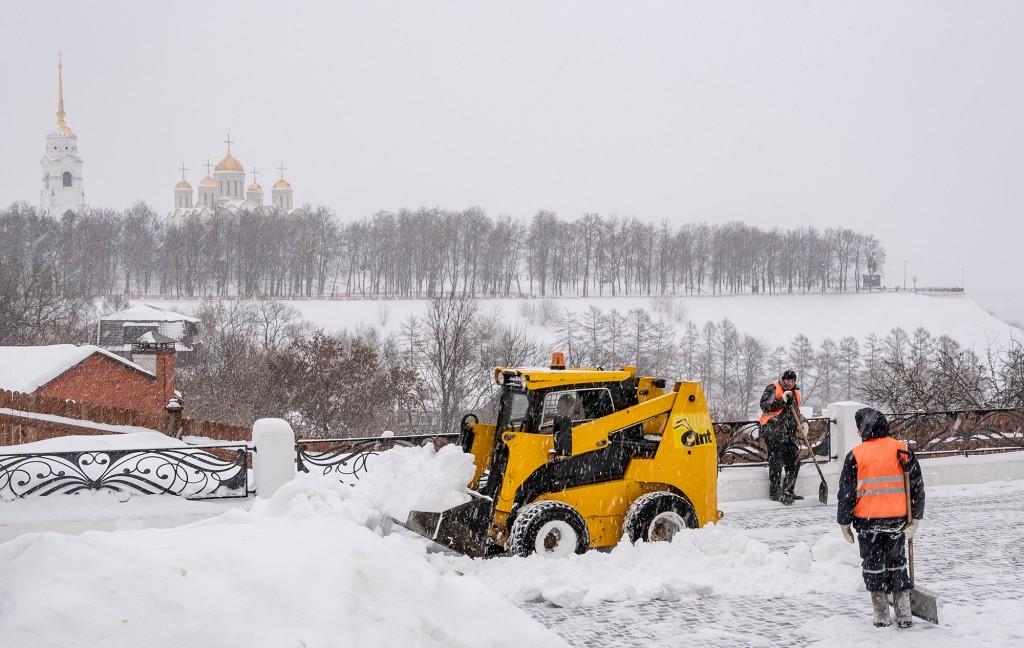 Владимир, январь 2019. 02