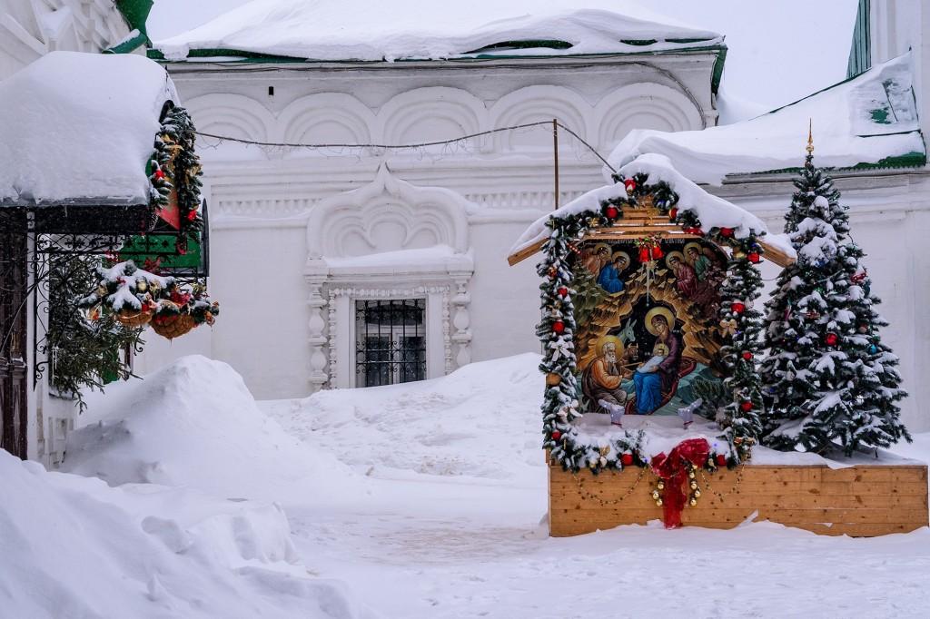 Владимир, январь 2019. 07
