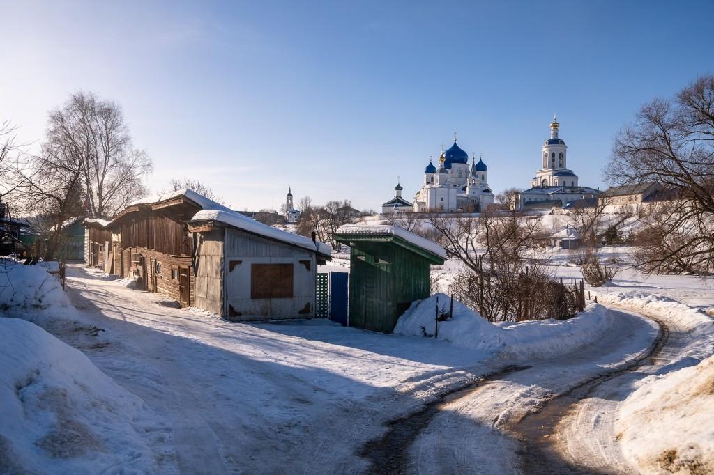 Покрова-на-Нерли, Боголюбово, Владимирская область, февраль 2019 09