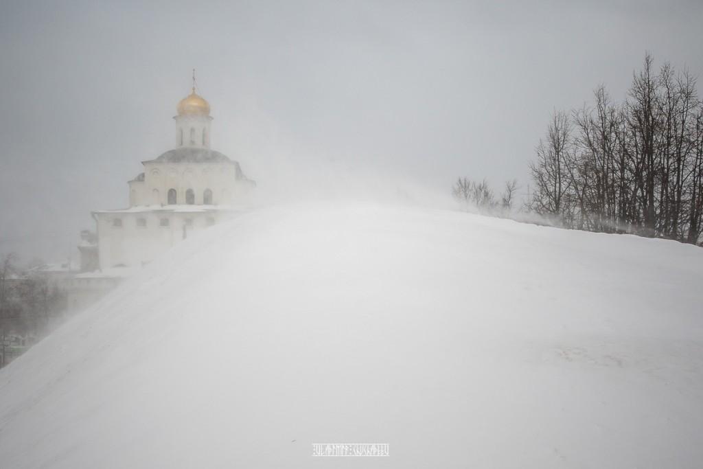 Пурга во Владимире 02