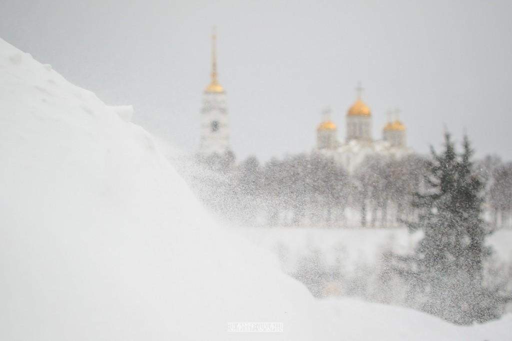 Пурга во Владимире 03