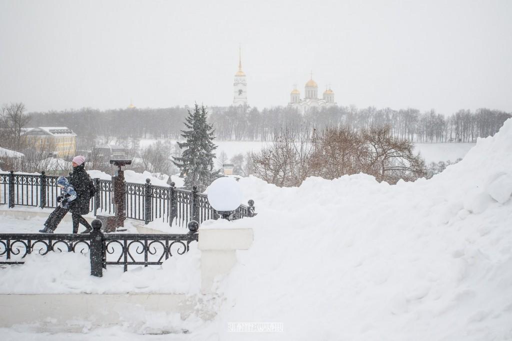 Пурга во Владимире 05
