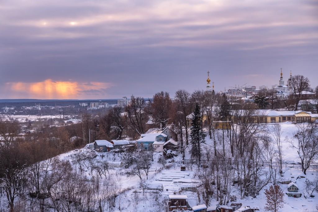 Такой февраль... Владимир, 2019 01